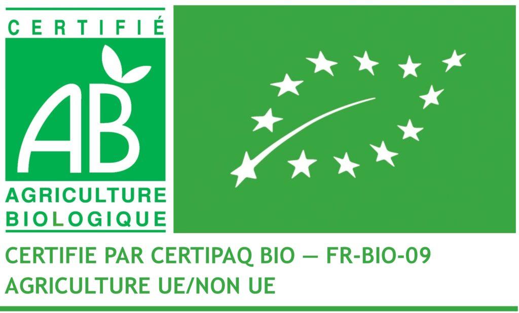 bières et limonades certifiées Agriculture Biologique
