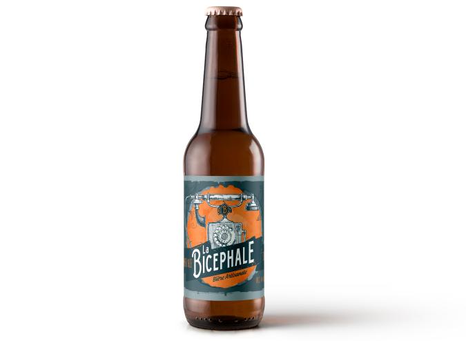 La Bicéphale Amber Ale - bières ambrées