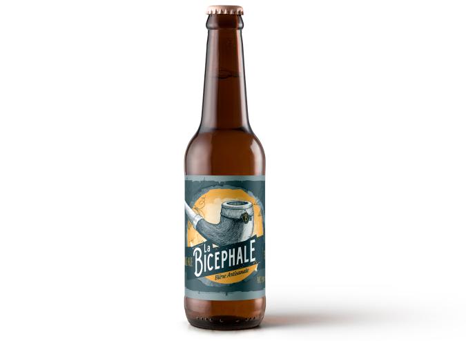 La Bicéphale Pale Ale - bière blonde