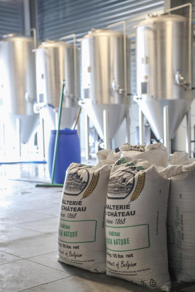 Le savoir-faire La Bicéphale : céréales bio pour la fabrication des bières